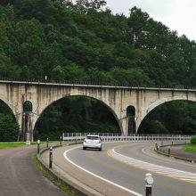 遠野のめがね橋