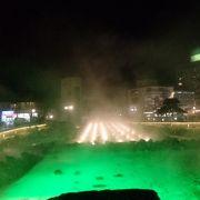 草津温泉夜のイベント