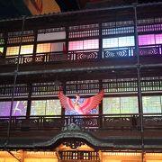 松山訪問の際は必ず立ち寄る場所