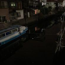 「舟だまり」