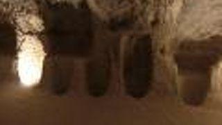 カイマクルの地下都市