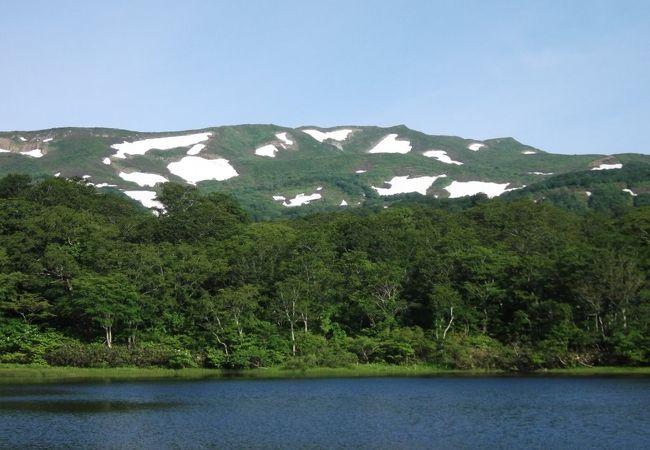 焼石岳(岩手県奥州市)