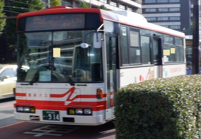 路線バス (熊本バス)
