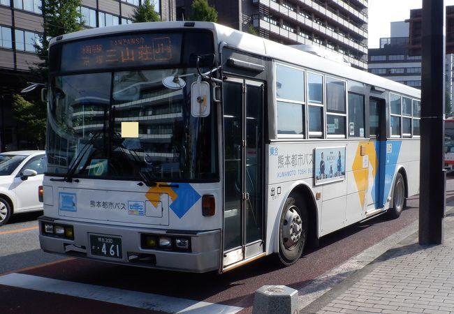 路線バス (熊本都市バス)
