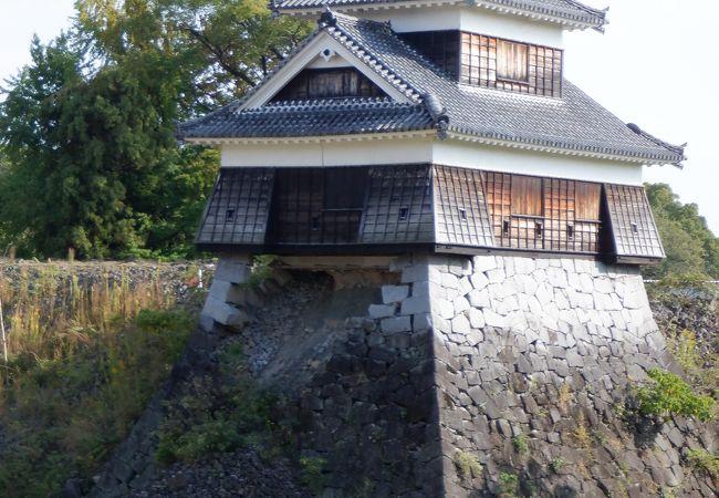 熊本地震の被害の凄まじさを痛感しました。