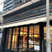 チーズケーキが抜群に美味しいドゥブルベボレロ本町店