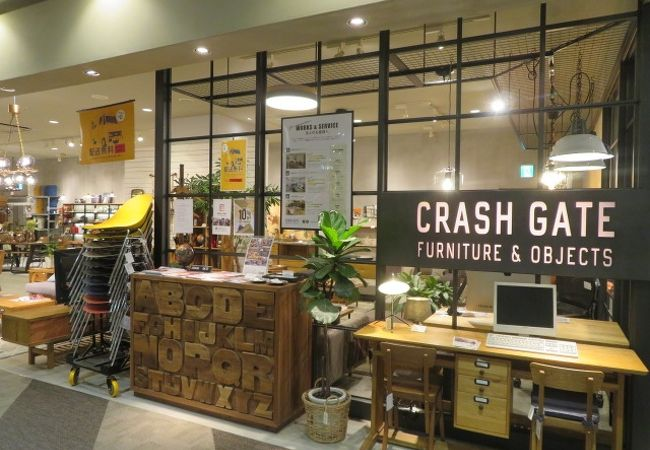 クラッシュゲート(イオンモール岡山店)