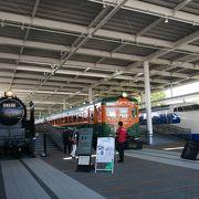 初訪問、京都鉄道博物館へ