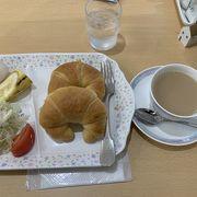 岡山済生会病院内のレストラン