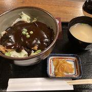 岡山B級グルメ デミカツ丼