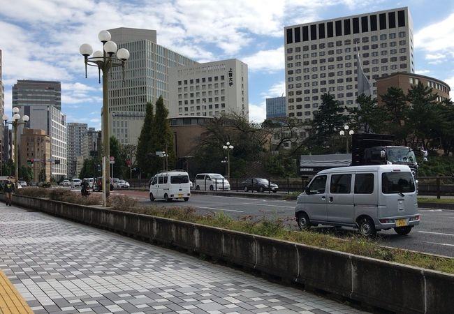 JR四谷駅