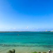 想像よりも海が綺麗