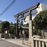 茅ヶ崎駅前の神聖な空間