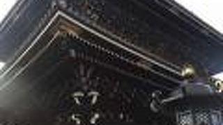 真宗本廟東本願寺御影堂門