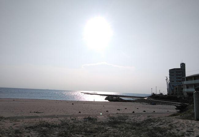 愛知県でもっとも有名な海水浴場