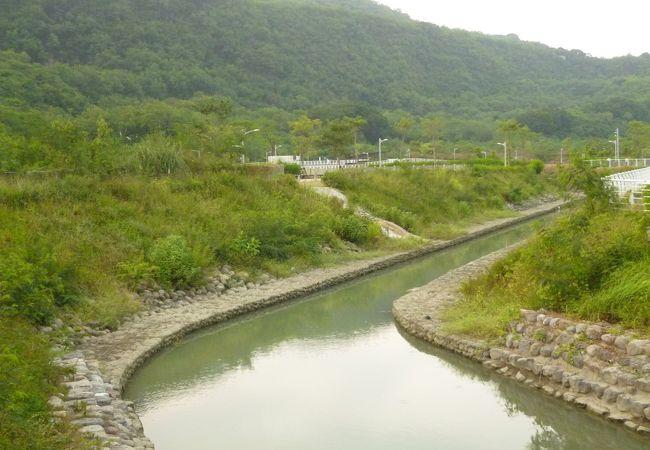 柴山滞洪池公園