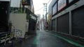 ランブリングストリート