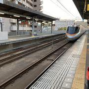 松山⇒岡山特急列車