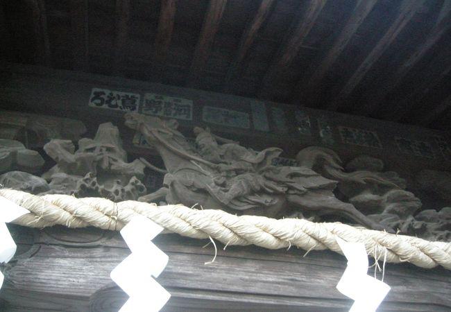 産土八幡神社