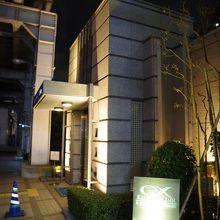 東急EXイン新馬場駅北口