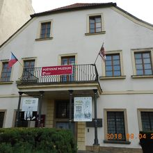 郵便博物館