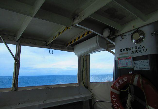 佐井~仏ヶ浦遊覧船(仏ヶ浦海上観光(株))