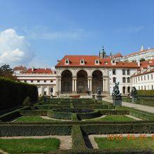 ヴァルドシュテインスカー庭園