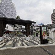 函館駅ハコビバ