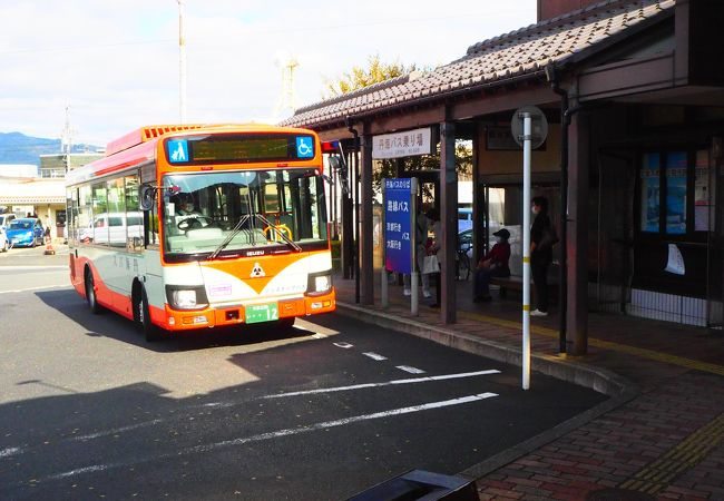 観光シャトルバス