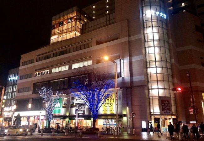 浜松駅前の中心