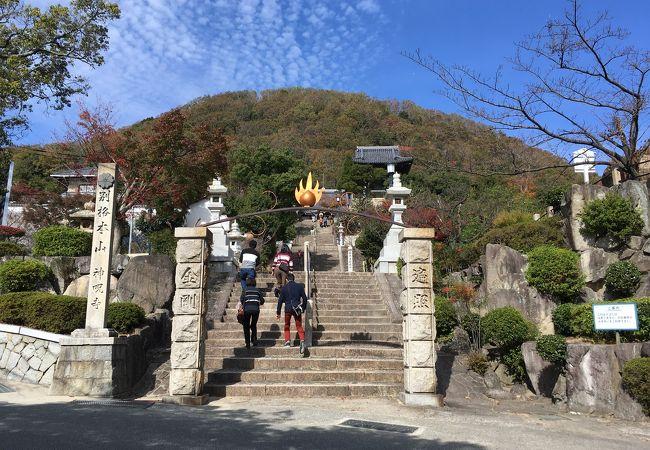 神呪寺(甲山大師)