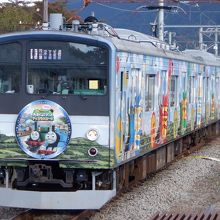 富士登山電車トーマスランド号
