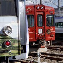 富士急行 富士登山電車