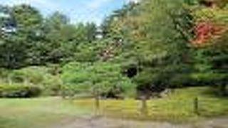 酒井氏庭園(致道博物館)