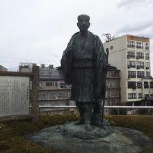 松尾芭蕉も訪問しています