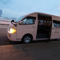 関空行きシャトルバス