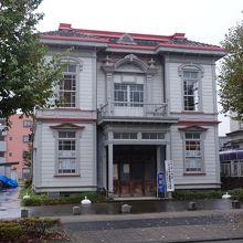 旧黒羽根内科医院旧館を利用した「いせさき明治館」