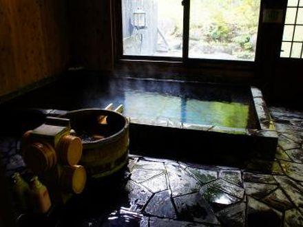 ランプの宿 青荷温泉 写真