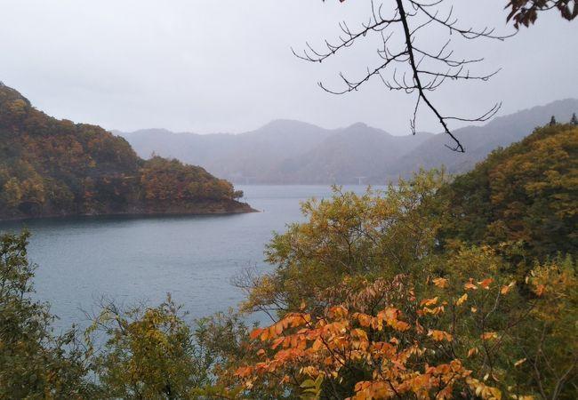 宝仙湖展望台