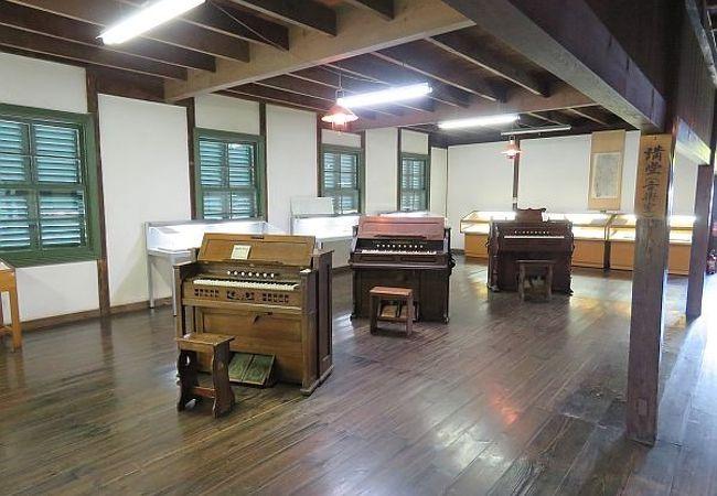 旧中込学校