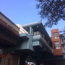 南京復興駅