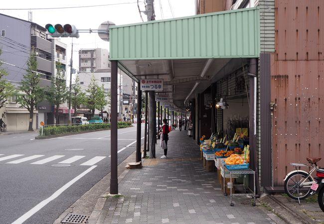 西陣千本商店街