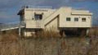 登米市伊豆沼 内沼サンクチュアリーセンター