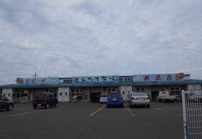 若狭小浜お魚センター