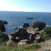 奇岩の絶景