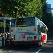 東京を走るバス
