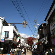 軽井沢駅から往復歩いて