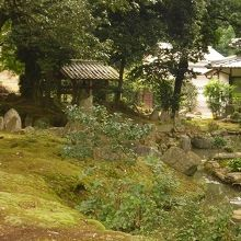 保国寺庭園