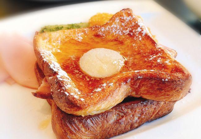東京の朝食No.1に選ばれたレストラン