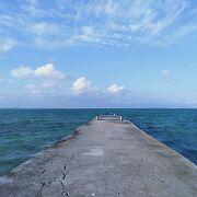 黒島のメイン観光スポット、人がいなければ最高☆☆